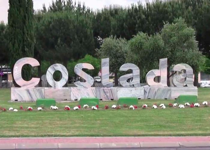 Guardamuebles en Coslada